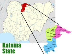 Katsina State Post Offices
